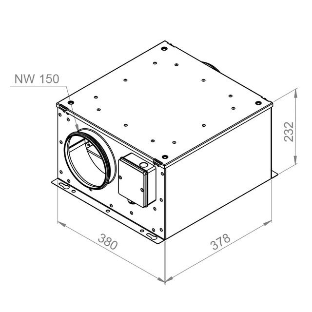 Ruck ISOR 150 E2 20