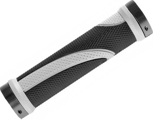 Ручки велосипедные (Грипси) M-Wave 131мм (C-C-0163), фото 2