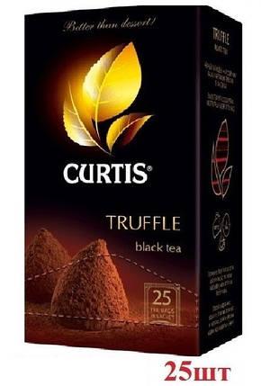 Чай Curtis ''Truffle Black'' 25шт, фото 2
