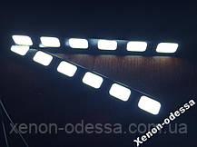 LED COB DRL 18 см (6 светящихся сегментов), фото 2