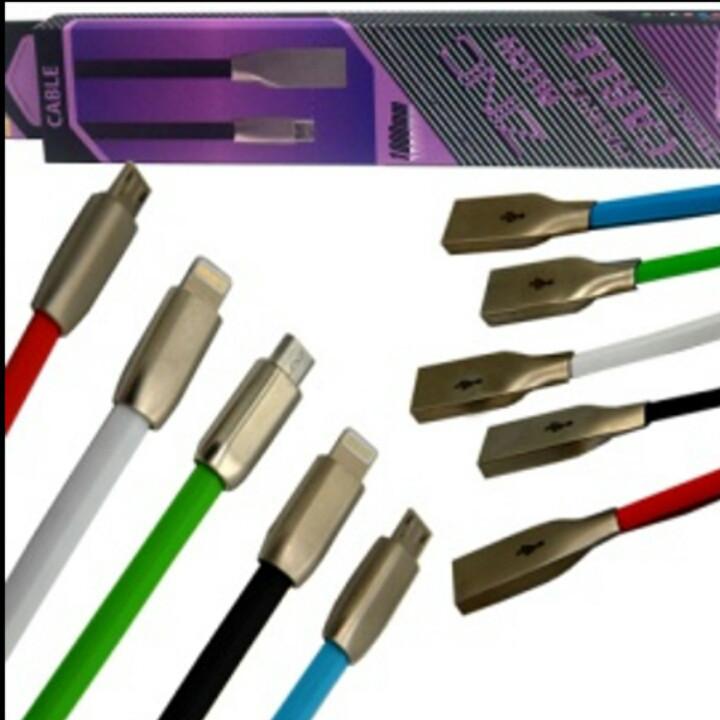 USB кабель Micro (ZINC)метал