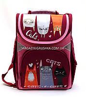 Рюкзак школьный каркасный «Кайт» GO18-5001S-9, фото 1