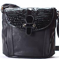 Клатчик - сумка Giorgio Ferrilli черного цвета