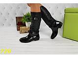 Резиновые сапоги 36 размер  непромокаемые модельные К720, фото 6