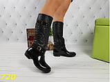 Резиновые сапоги 36 размер  непромокаемые модельные К720, фото 4