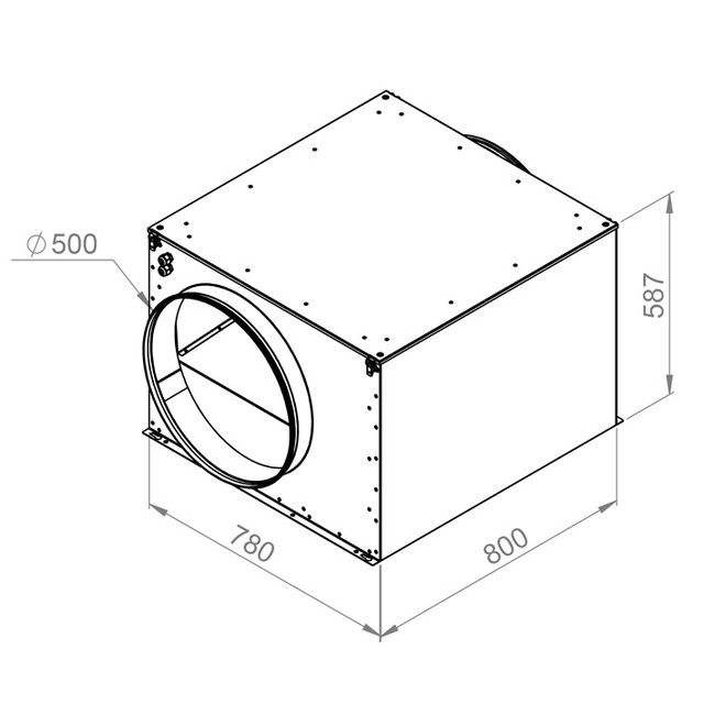 Ruck ISOR 500 E4 20