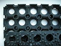 Ковер крупноячеистый резиновый Примаринг-М 50х50см. Коврик ячеистый купить