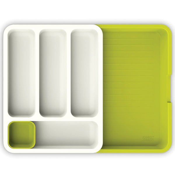 Вкладка для столовых приборов Joseph Joseph Drawer Store Зеленый (85041)