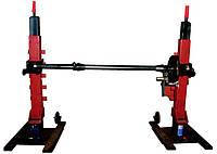 ПБС-16 (отдающее устройство для барабанов, подъемник)