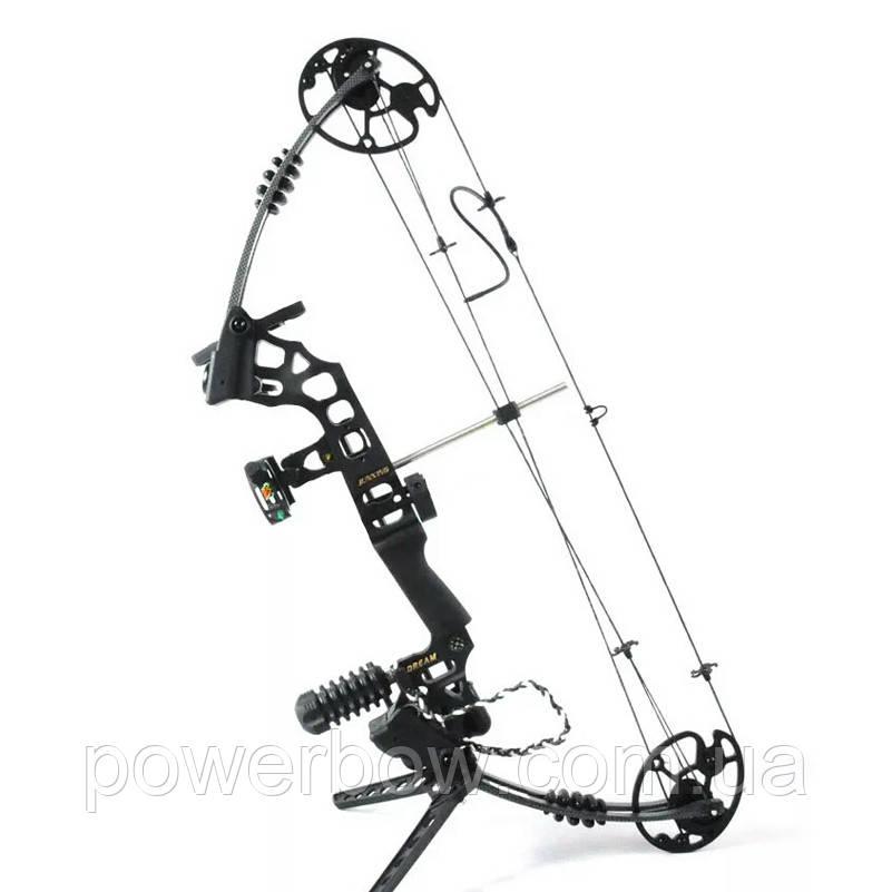 Junxing M120 копия Mission Craze Блочный лук для стрельбы