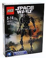 Конструктор Звёздные войны Star Wars Space Wars арт. 617 K-2SO 169 деталей, фото 1