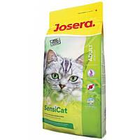 Josera sensicat сухой корм для кошек с чувствительным пищеварением - 10 кг