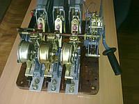 Выключатель АВМ4 АВМ4С АВМ4Н стационарный ручной привод