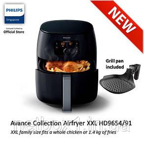 Мультипечь Philips Airfyer XXL HD9652, фото 2