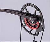 Цибулю для стрільби блоковий Junxing M122 блоковий 27кг 100м/с, фото 2