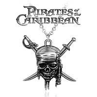 Кулон пират с саблями  Пираты Карибского моря Pirates of the Caribbean