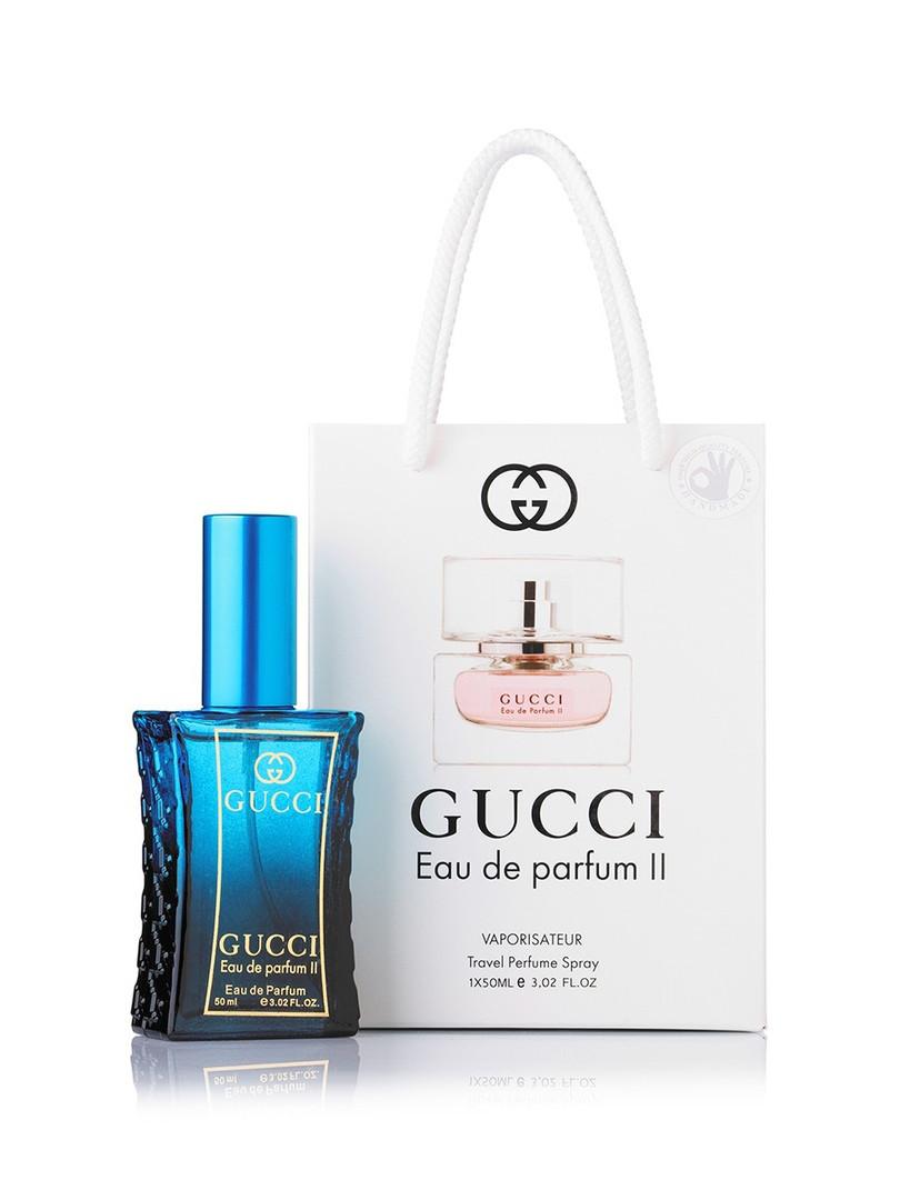 женская парфюмированная вода Gucci Eau De Parfum 2 в подарочной