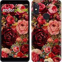 "Чехол на Xiaomi Redmi Note 5 Цветущие розы ""2701c-1516-14483"""