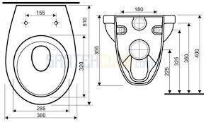 Унитаз подвесной Kolo IDOL M1310000U, фото 2