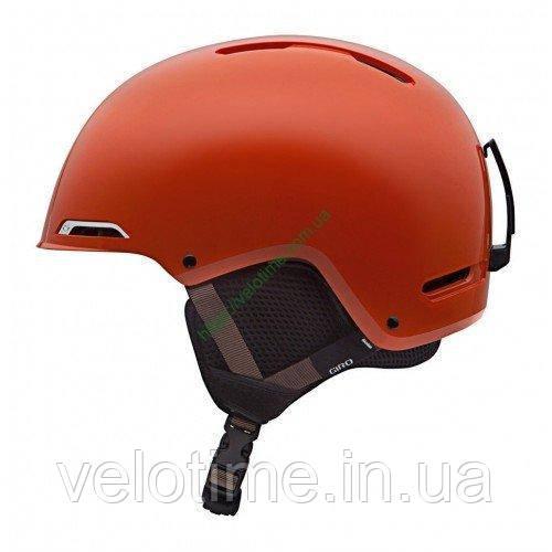 Шлем зим. Giro Rove (52-55,5 см, оранжевый)