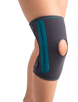 Наколенник детский, бандаж на колено с боковыми стабилизаторами 0P 1181Orliman (детские наколенники, фиксатор)