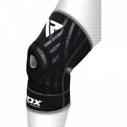 Наколенник спортивный неопреновый RDX New S/M (1 шт), фото 2