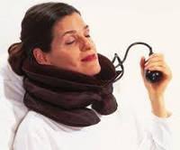 Лечебный воротник для шеи при остеохондрозе