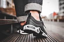 Женские кроссовки Nike Air Max 97 Plus Black White AH8143-001, Найк Аир Макс 97, фото 3