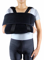 Бандаж на плечовий суглоб, на плече 04-039 Doctor Life (ортез, фіксатор для плеча, для плечового пояса)