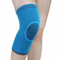 Наколінник, бандаж на коліно Active А7-052 Doctor Life (еластичний фіксатор, ортез на колінний суглоб)