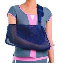 Пов'язку на плечовий суглоб, плече AS-02 Doctor Life (ортез, фіксатор для плеча, для плечового пояса)
