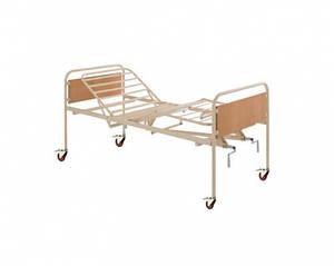 Медицинская кровать Sonata 4/C 4 (секции с колесами) Invacare
