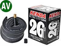 """Камера Kenda 26""""х1,9/2,125 AV ULTRA LITE (O-D-0063)"""