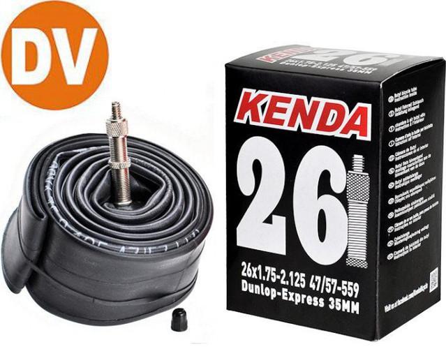 Камера Kenda 26x1.75-2.125 DV 35мм (O-D-0115)