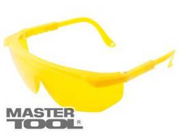 MasterTool  Очки защитные  , с регулируемыми  дужками, Арт.: 82-0603