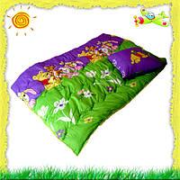 Детское одеяло с подушкой комплект