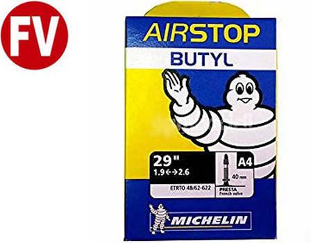 "Камера Michelin A4 29"" x 1.9/2.6 Presta 40мм (DEM098), фото 2"