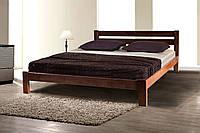 """Кровать двуспальная """"Диего""""  из дерева"""