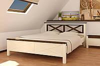 """Деревянная кровать """"Малибу"""" из массива"""