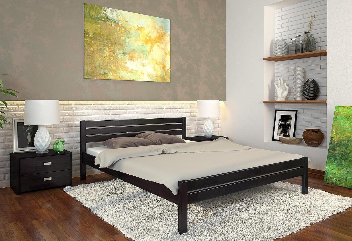 """Деревянная кровать """"Классик"""" от производителя"""