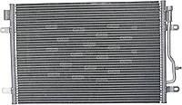 Радиатор кондиционера Ауди Audi A4, A6, Allroad 1.9 TDI, 2.0 FSI, 2.4, 2.5 TDI (2000-)