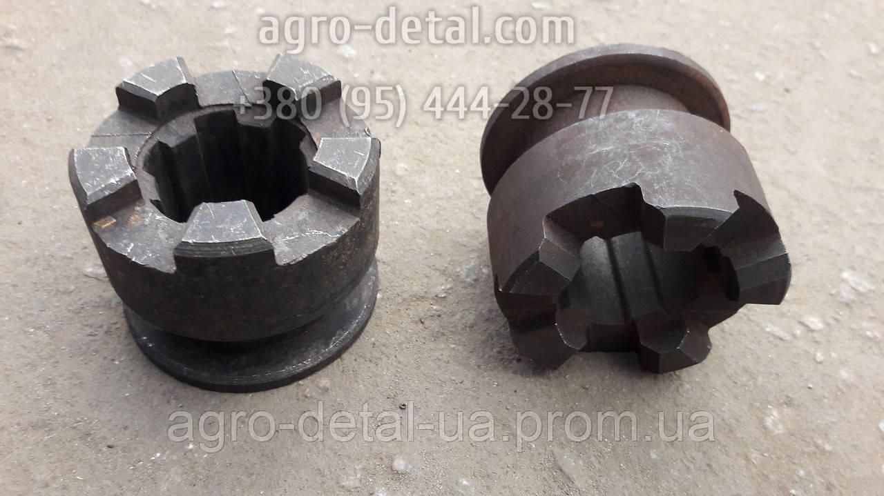 Муфта кулачковая Т16.37.154 дифференциала, коробки трактора Т 16,СШ 2540