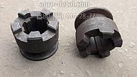 Муфта кулачковая Т16.37.154 дифференциала, коробки трактора Т 16,СШ 2540, фото 1