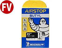 """Камера Michelin C4 26"""" 1.45-2.6 Presta 40мм (DEM062)"""