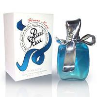 Женская парфюмированная вода Nina Ricci Ricci Ricci light blue (нежный, чувственный аромат)