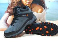Мужские зимние ботинки Columbia (реплика) серые 43 р., фото 1
