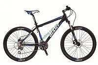 горный велосипед Giant Rincon Disc 26 2015 (M, черный-синий)