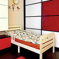 """Детская кроватка """"Маршел"""" из массива дерева"""