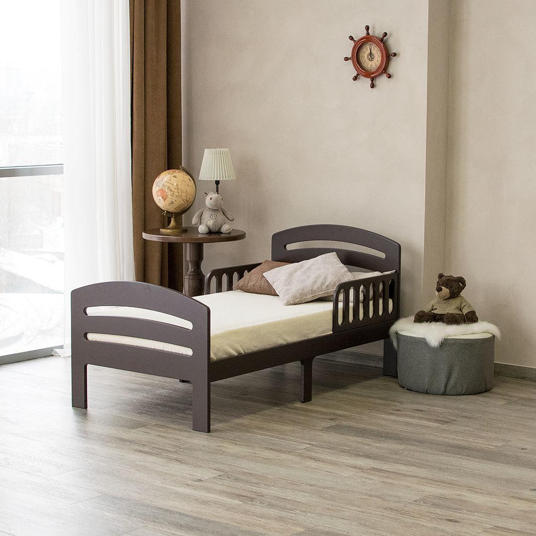 """Ліжко дерев'яне """"Дієго"""" для підлітків"""