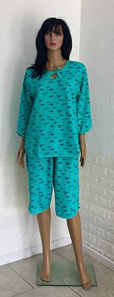 Пижама с бриджами, фото 2